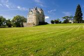 Castle, Brissac-Quinc — Stock Photo