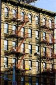 Chinatown in new york — Stockfoto