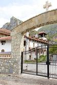 Mosteiro de dobrun, bósnia e herzegovina — Foto Stock