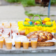 Stock Photo: Easter treat, Serbia