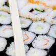 el sushi — Foto de Stock