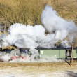 Steam train, Steinbach - J — Stock Photo