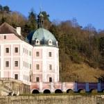Castle Becov nad Teplou, Czech Republic — Stock Photo #4652994