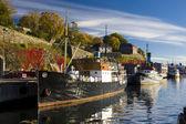 Harbour, Oslo, Norway — Stock Photo