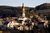 Becov nad teplou, çek cumhuriyeti — Stok fotoğraf