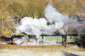 Steam train, Steinbach - J — ストック写真