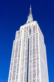 The Empire State Building, Manhattan, New York City, USA — Stock Photo