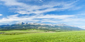 High Tatras, Slovakia — Stock Photo