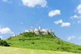 Spissky Castle — Stock Photo