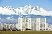 Poprad — Stock Photo