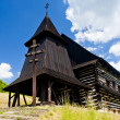 Wooden church — Stock Photo #4694677