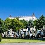 Zvolen Castle — Stock Photo