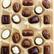 Chocolate candies — Stock Photo #4694873