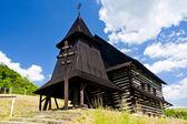 木製教会 — ストック写真