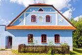 Scanzen in Vesely Kopec — Stock Photo