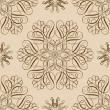 Royalty-Free Stock Photo: Vector Seamless Background Pattern