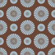 Stock Photo: Vector Seamless Background Pattern