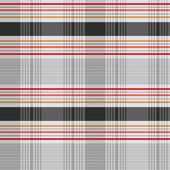 Vector Plaid Pattern — Stock Photo