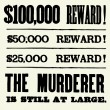 Vector Reward Poster Type — Stock Photo #3526982