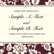 Vector Ornate Frame and Borders Set and Pattern — ストック写真