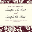 Vector Ornate Frame and Borders Set and Pattern — 图库照片 #3632579