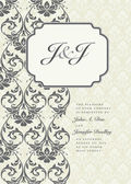 Ornate Frame and Borders Set and Pattern — Stok fotoğraf