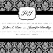 Vector Ornate Frame and Borders Set and Pattern — Stock Photo #3659412