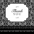 Vector Ornate Frame and Borders Set and Pattern — Stock Photo #3675845