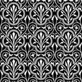 Vector Clover Seamless Pattern — Stock Photo