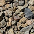 Stock Photo: Gravel stones