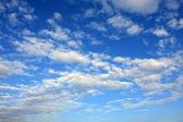 Cielo lindo — Foto de Stock