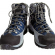 Pair of hiking boots — Stock Photo