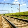 Railway free for train — Stock Photo #2820481