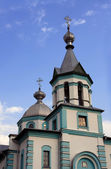 Ukranian church details — Stock Photo