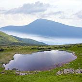 Mountain lake — Stockfoto