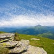 Stockfoto: Stones in mountains