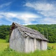 Old wooden house — Stock fotografie