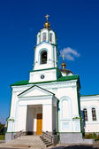 Cristian cathedral in Mirgorod — Foto Stock