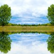 Stock Photo: Symmetry