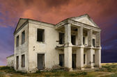 Old abandened house — Stock Photo