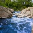 Stockfoto: Stream among stones