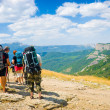 Hikers — Stock Photo #3187387