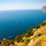 Sea coastline — Stock Photo #3187835