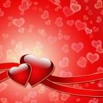Love background — Stock Photo