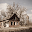 Abandoned house — Stock Photo #3190681