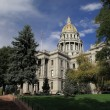 Colorado Capitol Building in Denver - Stock Photo