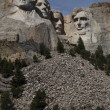 Stock Photo: Mt. Rushmore