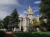 Colorado Capitol Building in Denver — Stock Photo