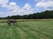 Chancellorsville Battlefield — Stockfoto