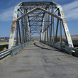 Stock Photo: Rio Puerco Bridge on old Route 66.